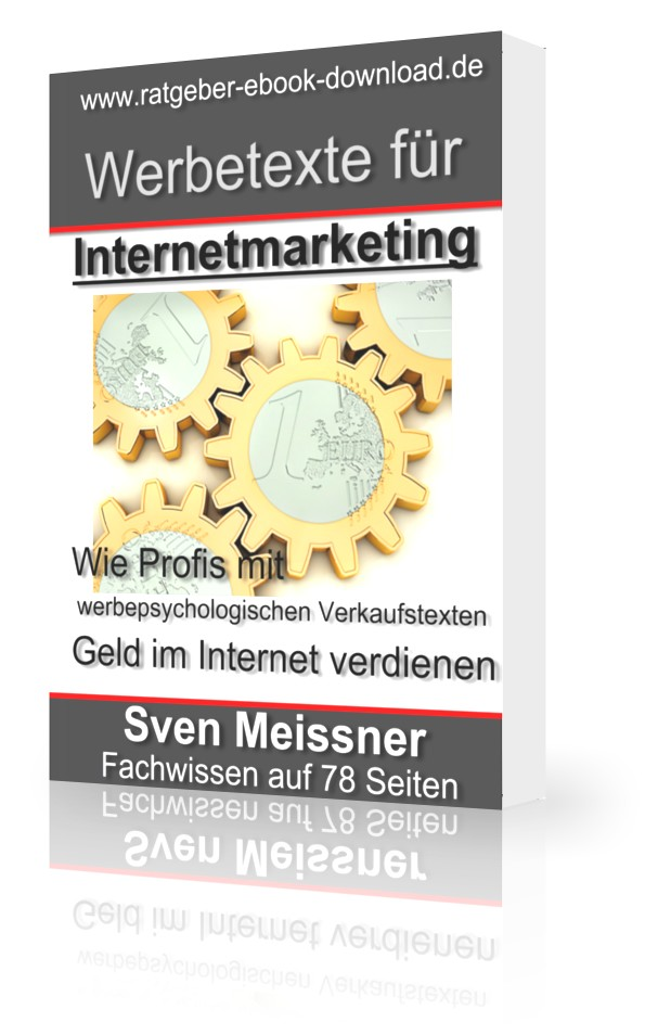 Werbetexte fuer Internet Marketing