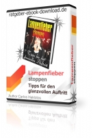 Lampenfieber stoppen